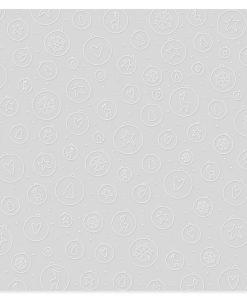 """1 foglio di acetato trasparente stampato Misura: 12x12"""" (30,5cm x 30,5cm) Collezione: Muérdago Marca: Mintopía"""