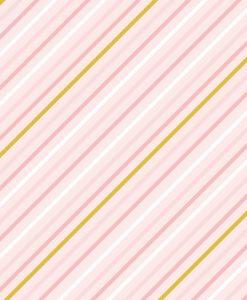 Muérdago Mintopía Righe - Finta Pelle (35x50cm)