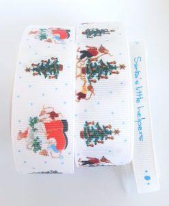 Santa's Little Helper - Set di Nastri 1m (3 pezzi)