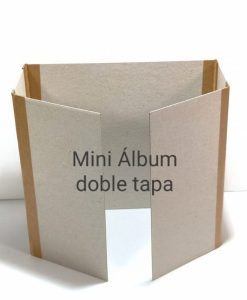 Album doppia apertura Fridita - 17x16cm