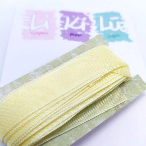 Lemonade Seam binding - Nastro 5m 2