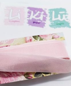 Lollipop pink - Seam binding - Nastro 5m 1