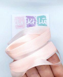 Lotus Pink Seam binding - Nastro 5m 1 (1)