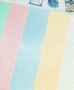 """Cartoncino tessuto pastello Johanna Rivero - Cartoncino 12x12"""" (5 pezzi)"""
