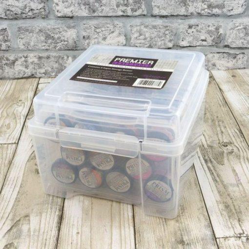 Contenitore Super Storage Box - Hunkydory Premier Tools (+ 6 pezzi)