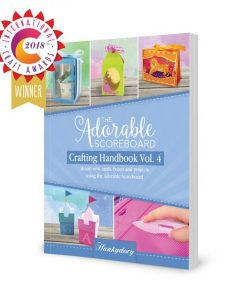Crafting Handbook Vol 4 Hunkydory - Party