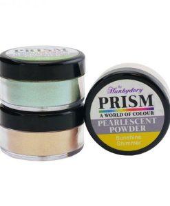 Polveri Perlate (Prism Pearlescent Powders) Hunkydory - Set 4