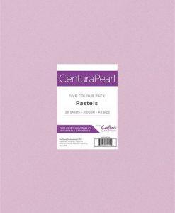 Carta perlata stampabile A3 - Crafter's Companion (20 pezzi)