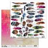 Colorful Breeze AB studio - foglio singolo 12x12