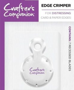 Distresser per bordi - Crafter's Companion