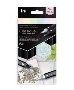 Exquisite Pastels - Spectrum Noir Classique (6 pezzi)