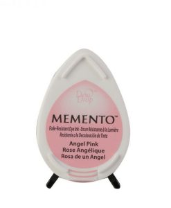 Memento Dew Drops Angel Pink (rosa) - tampone d'inchiostro