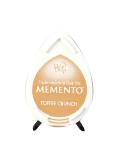 Memento Dew Drops Toffee crunch - tampone d'inchiostro