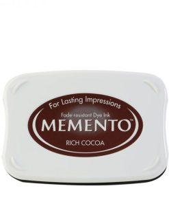 Memento Rich Cocoa - tampone d'inchiostro