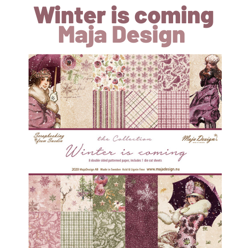 Winter is coming Maja Desing