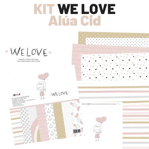 We love Alua Cid