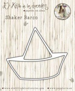 Barca El Altillo de los Duendes - Shaker Grande