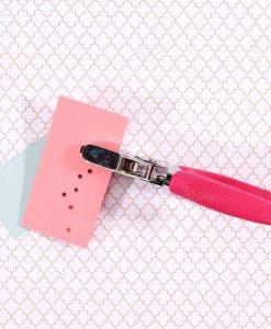 Perforatrice handpunch cerchio 3mm - Vaessen Creative