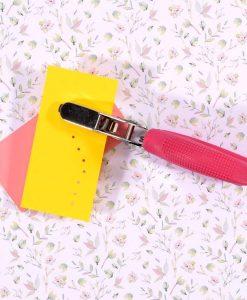 Perforatrice handpunch mini cerchio 1,5mm - Vaessen Creative