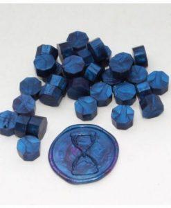 Ceralacca DIY&Cie - Blu notte (Bleu nuit nacré)