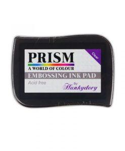 Prism Clear Embossing Pad Hunkydory - Tinta per embossing