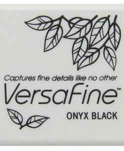 Versafine Small Onyx Black - tampone d'inchiostro