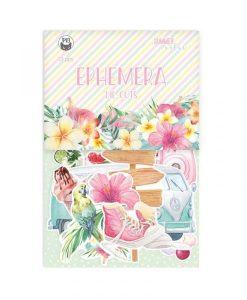 Ephemera Summer vibes P13 - Die-cuts (16 pezzi)