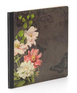 "Flipbook Vintage Floral Simple Stories - Album 6x8"""
