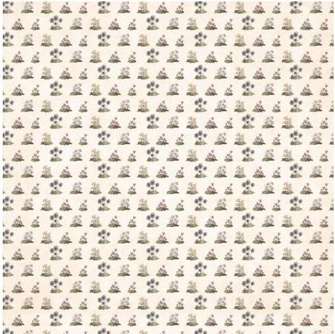 Carta per rivestimento Ramitos en flor El Altillo de los Duendes