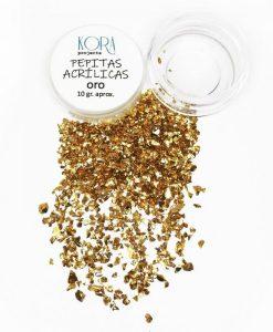 Perline in acrilico Oro - Kora Projects