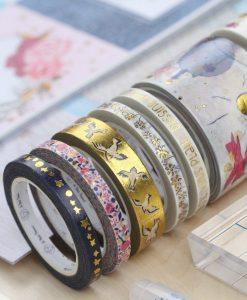 Set di washi tape Il Piccolo Principe (10 pezzi)