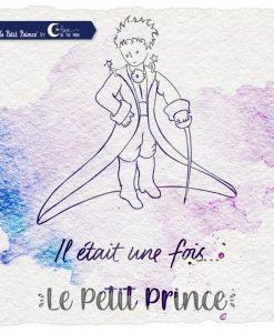 Timbro - Il était une fois Il Piccolo Principe (3 pezzi)