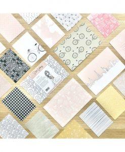 Travel Rita Rita - Set di cards Patterns