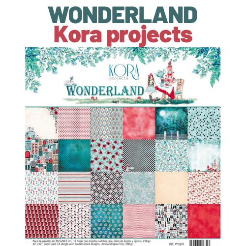 Kora projects Alice nel paese delle meraviglie