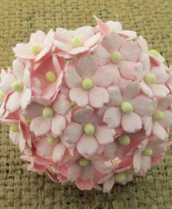 Fiori di Carta - Fiori dell'Innamorato Rosa pallido (20 pezzi)