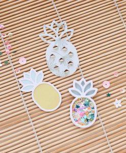 Fustella Ananas Shaker Aloha Mintopía (3 pezzi)