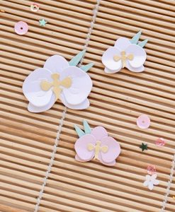Fustella Orchidea Aloha Mintopía (7 pezzi)
