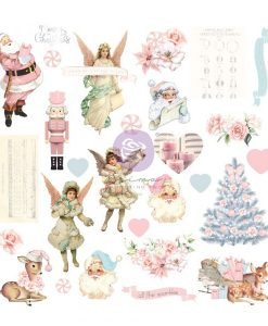 Die-cuts - Christmas Sparkle Prima Marketing (28 pezzi)