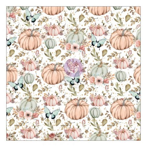 Foglio Vellum - Hello Pink Autumn Prima Marketing
