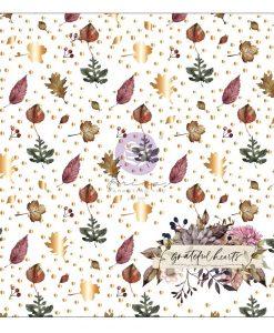 Foglio di Acetato - Hello Pink Autumn Prima Marketing