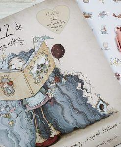 Calendario 2022 El Altillo de los Duendes (30 x 30cm)